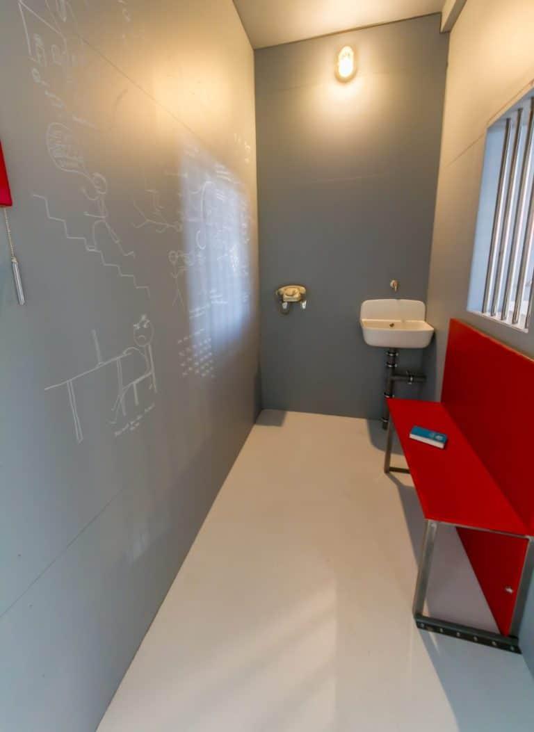 Zelle im Escape Room Frauenfeld