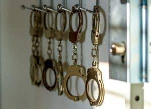 Frauenfelder Escape Room Handschellen im Gefängnis zum ausbrechen