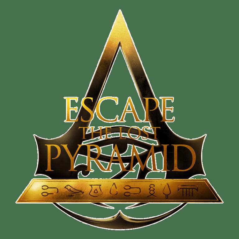 Logo of escape the lost pyramid - the first VR escape game