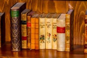 Bücher im Schloss Escape Room