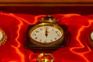 alte Uhr Schloss Frauenfeld Escape
